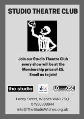 Studio Theatre Club (Poster)