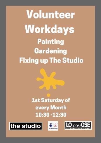 Volunteer Workdays (Poster)