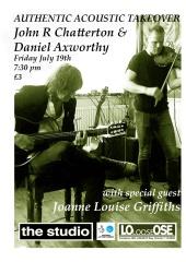 Authentic Acoustic July