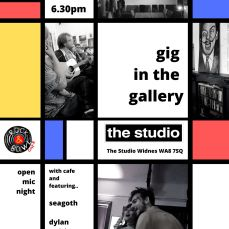 gig in the gallery