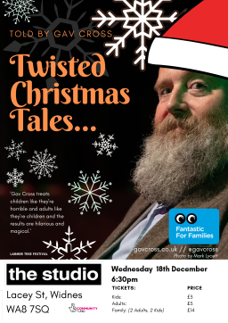 Twisted Christmas Tales