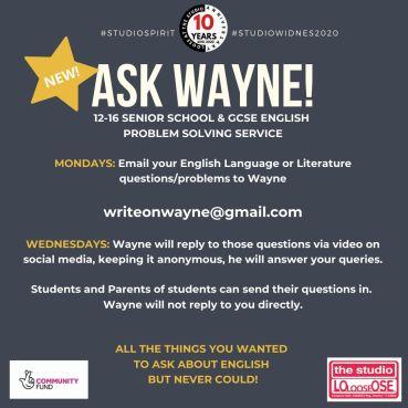 Ask Wayne