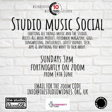 Studio Music Social